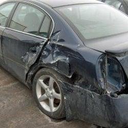 Junk Car Crashed